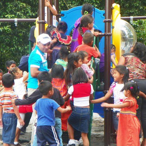 Construcción de la escuela de Cafe Eleta 5