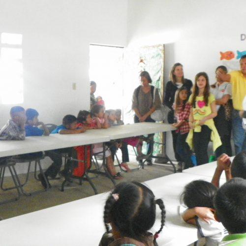 Construcción de la escuela de Cafe Eleta 7