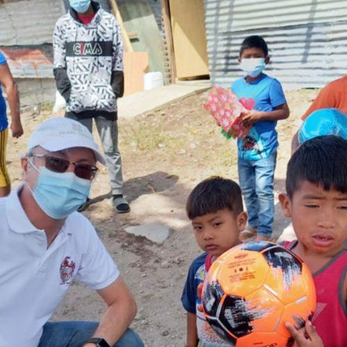 Familias afectadas por huracanes Eta e Iota reciben ayuda 4